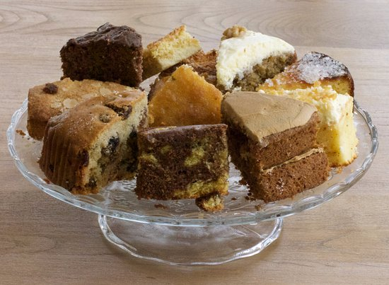 Ilmington, UK: Treat yourself to a homemade cake