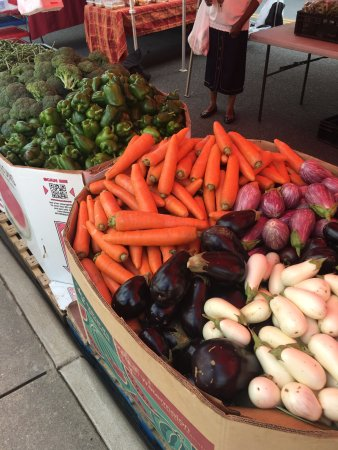 Fredericksburg, VA: Farmer's Market August Produce