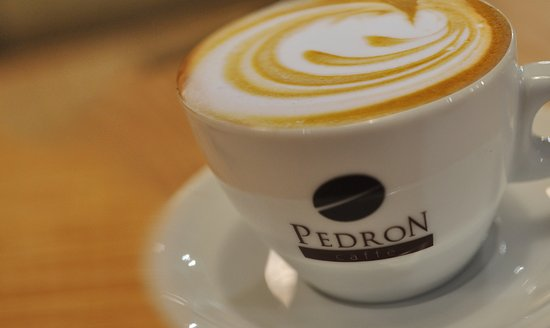 Littlehampton, UK: We serve fantastic coffee...