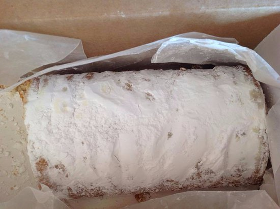Chocorua, NH: Almond bread