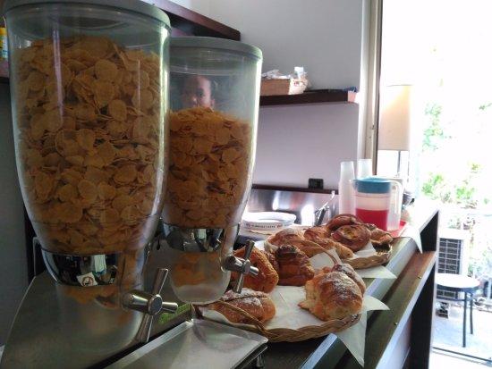 Residenza dei Quiriti : Desayuno