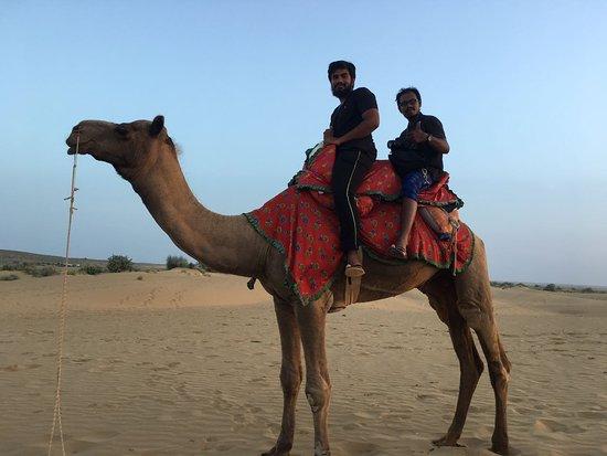 Kasam Desert Safari Photo