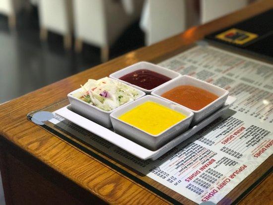 Ilford, UK: Monsoon Indian Restaurant