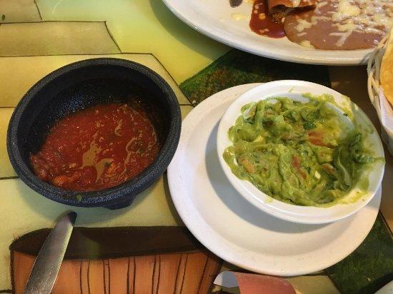 Loves Park, IL: Salsa and Guacamole