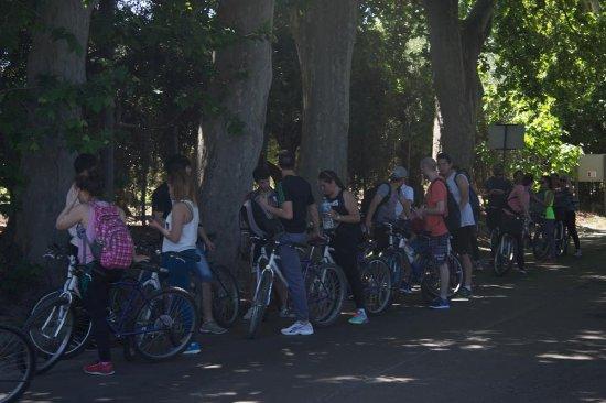 Maipu, Argentina: Un descanso en el camino