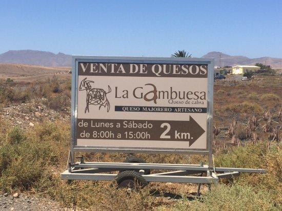 La Gambuesa