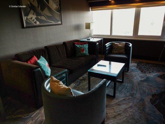 Jamaica, Estado de Nueva York: Executive Lounge