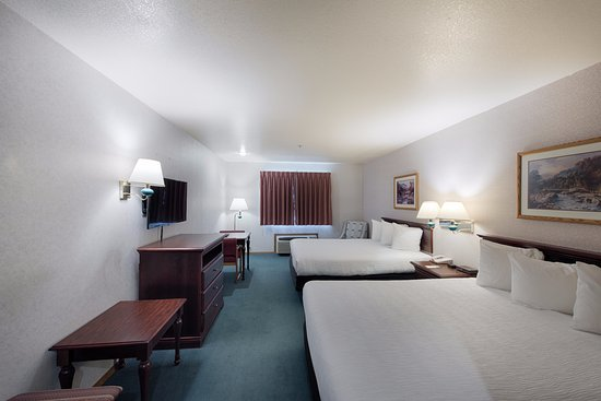 McCall, ID: Standard Double Queen Room