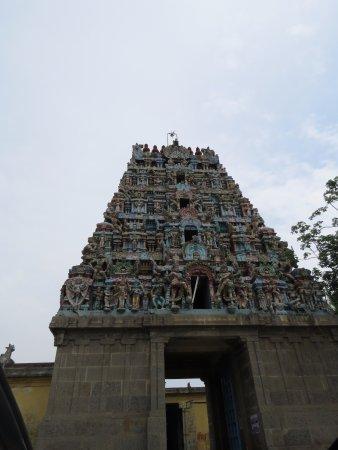 Pallavaneswarar Temple