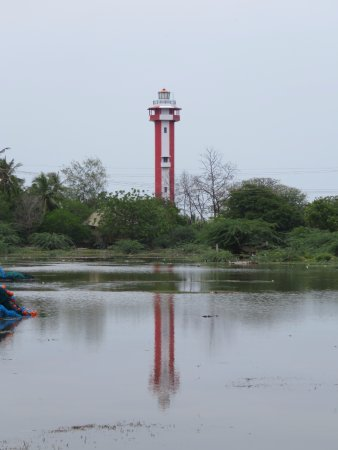 Poompuhar Light House