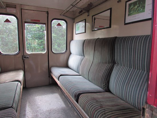Shepton Mallet, UK: Carriage (very comfortable)
