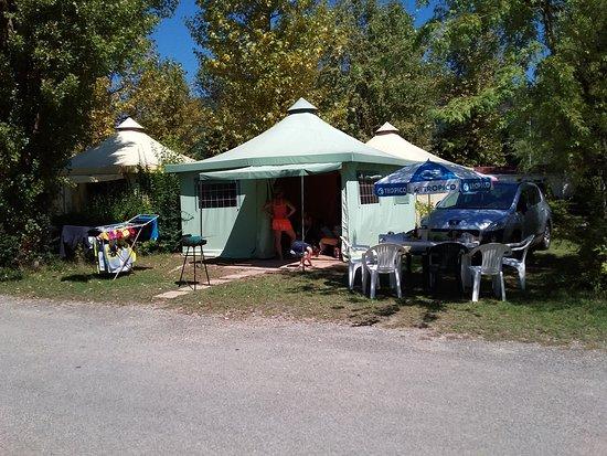 Camping Ile De La Comtesse  Murs