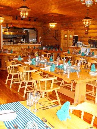 Entrance - Picture of Glacier Bay's Bear Track Inn, Gustavus - Tripadvisor