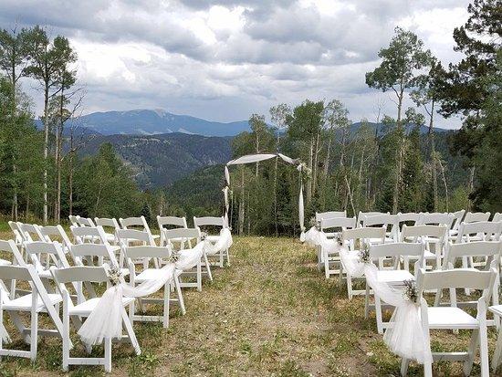 Red River Ski Summer Area Er Jack Crest At Wedding Venue Rrsa