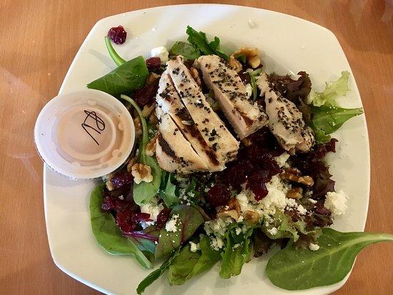Kerrville, Техас: Cranberry feta salad