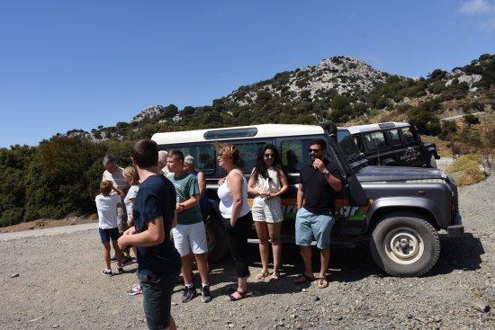Kreta, Griekenland: 4x4
