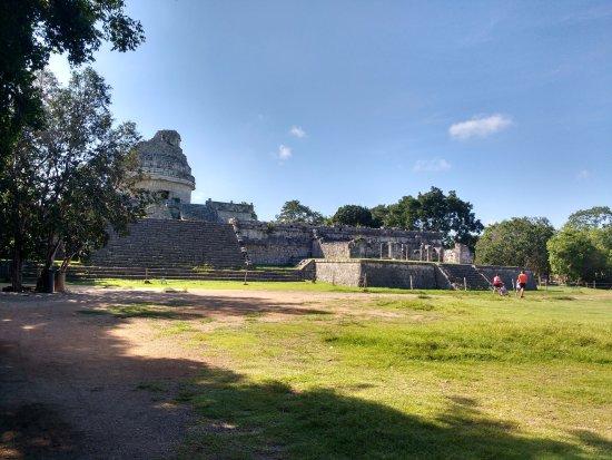 El Caracol - Observatorio : Observatório maia