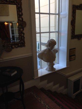 Hayfield Manor Hotel: exterior, hotel room, and interior pocs