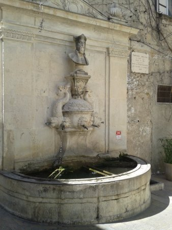 Saint-Remy-de-Provence, Frankrike: Lugares del centro