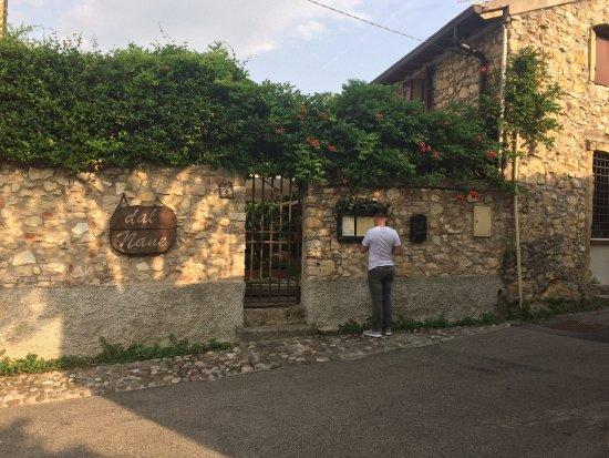 San Pietro in Cariano, Itália: Ein fantastisches Restaurant. Das Essen ist großartig und das gesamte Ambiente ein Traum. Hier w