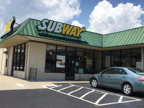 Subway 87 Of 125 Restaurants In Murrells Inlet