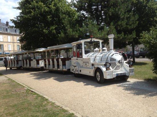 Langres Tourist Train