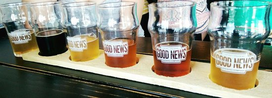 Good News Brewing Company and Wood Fired Pizza