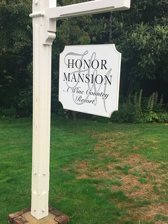 Honor Mansion, A Wine Country Resort Image