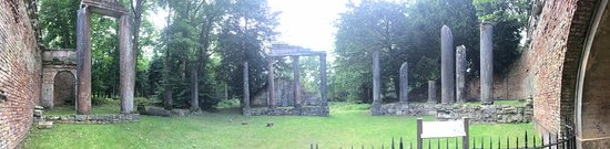 Virginia Water, UK: Roman ruins