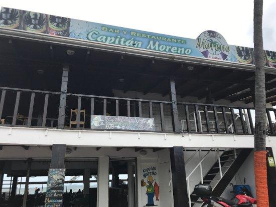 Rio Claro, كوستاريكا: Capitan Moreno