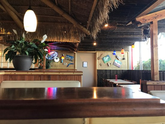 Burlington, WA: Tiki themed place