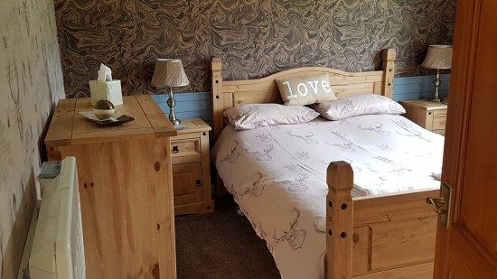 Torcroft Lodges: Bedroom 1