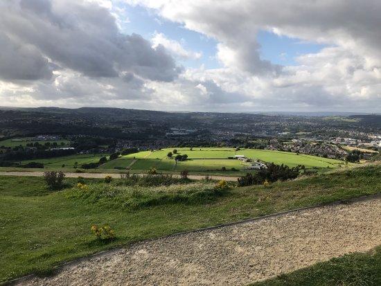 Huddersfield, UK: Castle Hill