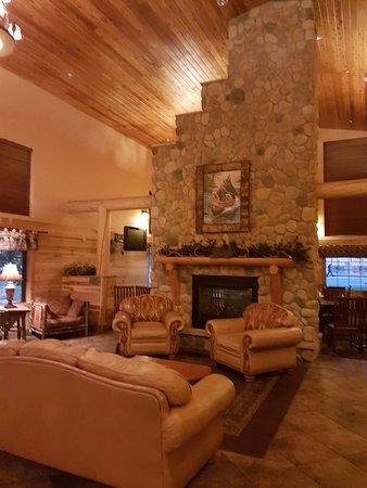 Best Western Plus Kelly Inn & Suites: Lobby