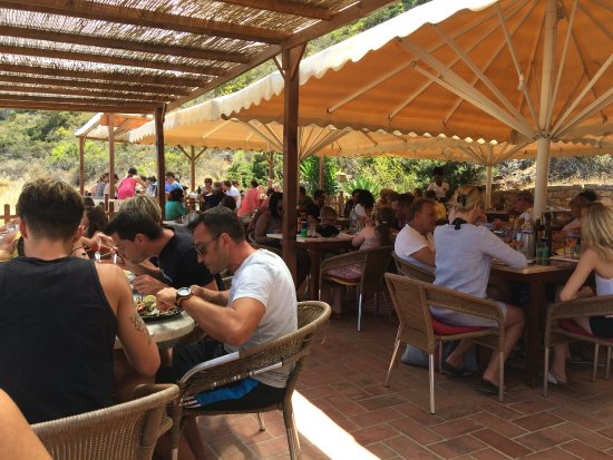 Vila do Bispo, Portugal: .....lunch time.....!!
