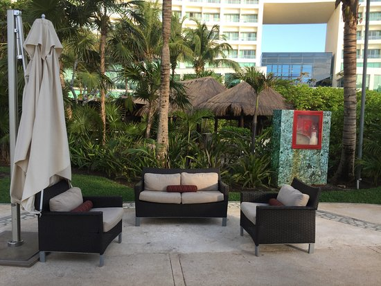 So many spots to relax picture of live aqua beach resort cancun cancun tripadvisor for How many rooms at live aqua cancun