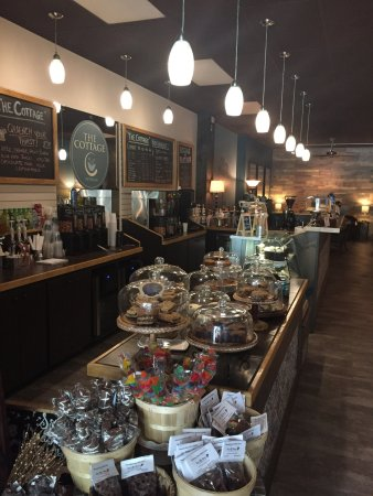 Petrolia, Καναδάς: Tasty treats and great coffee