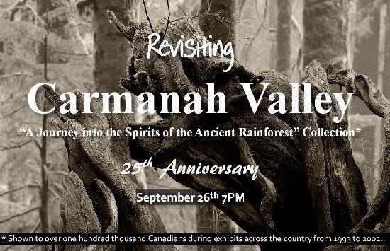 Campbell River, Canadá: Exhibit Announcement