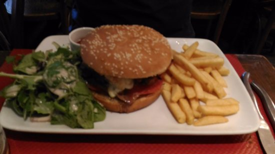 hamburger maison paris