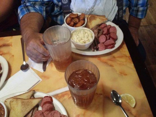 Emory, Техас: MORE SUSAGE THAN BEEF