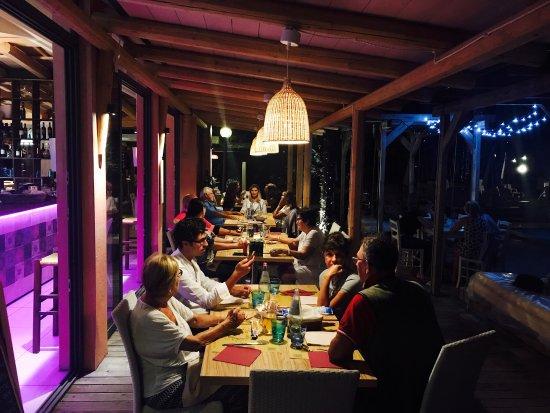 Duna Verde, Itália: Ristorante Duna Rossa