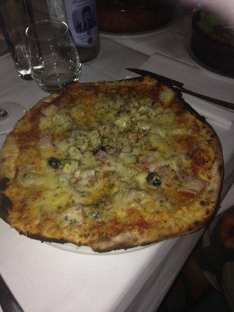 Lavatoggio, France : Pizza