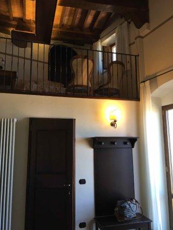 Meuble il Riccio: Room #31
