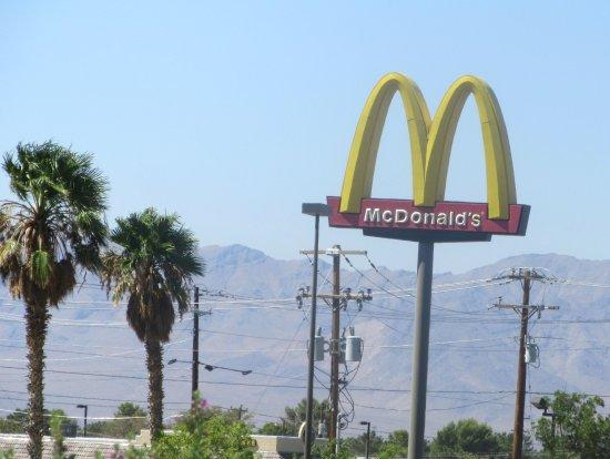 McDonald's, Pahrump, Nevada