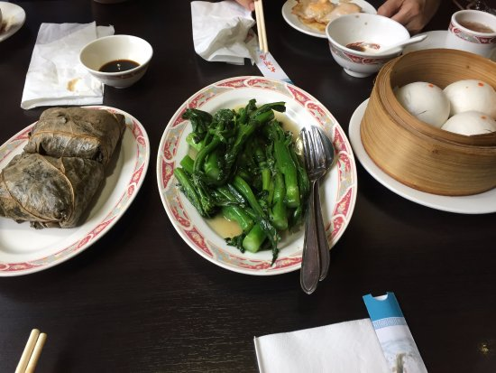 Tai Wu: veggie is healthy