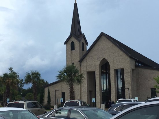Murrells Inlet, SC: St. Michael's Catholic Church