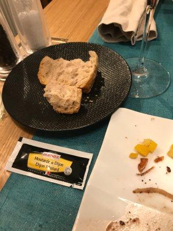 l'Auberge du PELICAN : un peu de moutarde