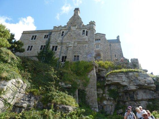 Marazion, UK: The Castle