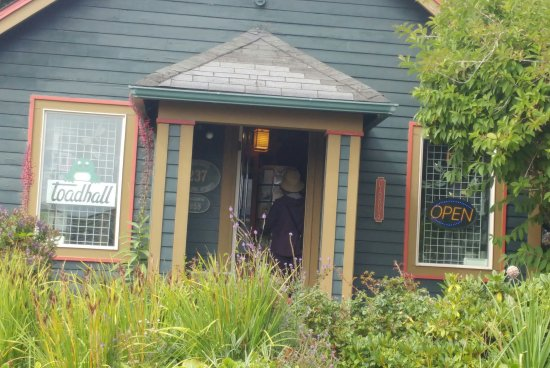 Yachats, OR: Toad Hall