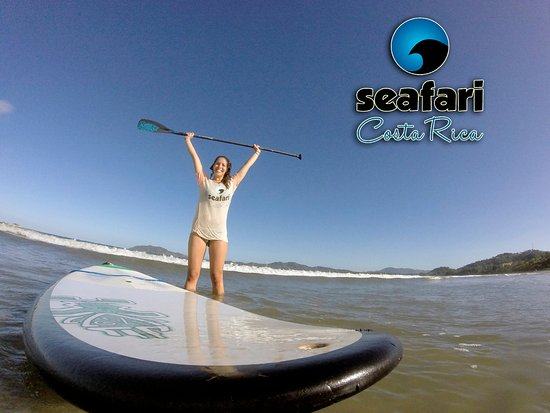 Santa Cruz, Costa Rica: Stand Up paddle tours/lessons in Tamarindo Costa Rica
